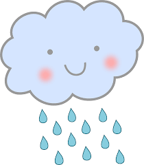 cute rain cloud png 2100 2400 weather pics pinterest rain