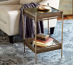 Small Accent Table Colette Side Table Pottery Barn