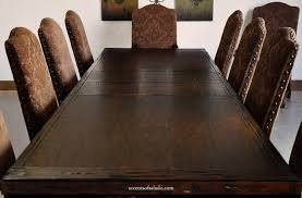 Extra Long Dining Room Table Sets Extra Large Dining Table - Extra long dining room table sets