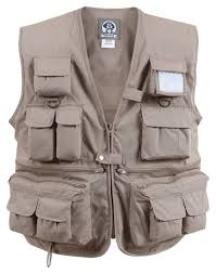 Vermont travel vests images Rothco uncle milty vest khaki sports outdoors jpg