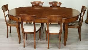 tavolo ovale legno tavoli ovali e rotondi non allungabili tavoli
