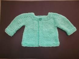 knitting pattern baby sweater chunky yarn marianna s lazy daisy days perfect boy or girl top down baby jacket