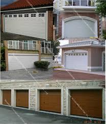 folding garage door automatic sectional garage door metal building garage doors