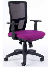 fauteuils de bureaux fauteuil du bureau doté d un dossier fillet tendu kats 2240
