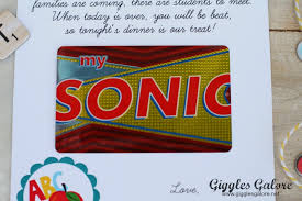 sonic gift cards meet the gift idea