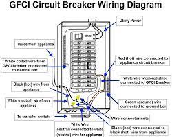 gfci breaker wiring diagram efcaviation com