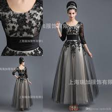 special occasion dresses in stock hot selling cheaper 3 4 sleeve scoop special occasion