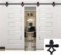 Exterior Sliding Door Hardware 1 50m 2 5m High Quality Exterior Barn Sliding Door Hardware For