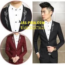 tidak banyak tailor yang mau menerima pembuatan jas batik pria