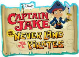 captain jake land pirates disney junior wiki