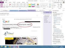 how to use microsoft onenote to organise your minutes memos and