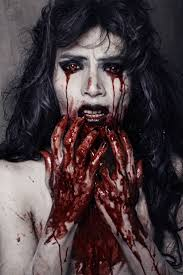 Girls Halloween Makeup 17 Amazing Bloody Halloween Makeup Ideas Bloody Halloween