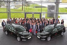 Asa Bad Driburg Volkswagen übergibt 70 Fahrzeuge An Hamburger Werbeartikel