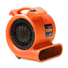 Orange Floor L Max 1 2 Hp Durable Lightweight Air Mover Carpet