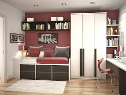 Glamorous Cool Teen Bedrooms Photo With Small Bedroom And Platform - Teenage interior design bedroom