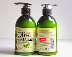 Sho Kuda Pemanjang Rambut olive shoo pemanjang rambut perawatan rambut