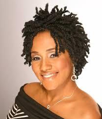 short nubian twist hairstyles sealin twists ends black hair