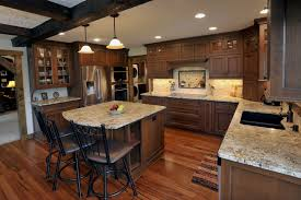 cherry wood kitchen cabinets kitchen traditional with cabinetry