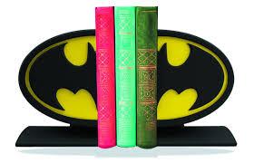 buy the dc batman logo bookends in canada dc comics