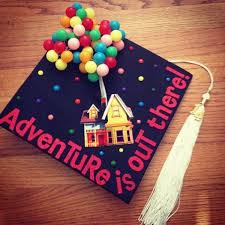 Graduation cap decoration ideas and plus writing on graduation cap