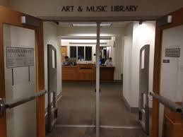 bixler art u0026 music library art department colby college