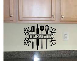 Kitchen Backsplash Decals Backsplash Decal Etsy