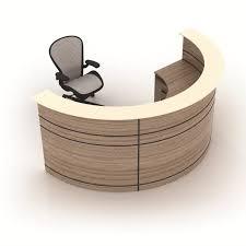 Wholesale Reception Desk Wholesale Modern Style Wooden Office Small Reception Desk