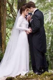 twilight wedding dress kristen stewart sleeves wedding dress in twilight
