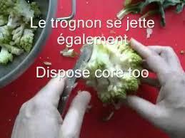 comment cuisiner le chou romanesco comment préparer un choux romanesco how to prepare a romanesco