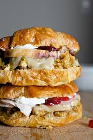 thanksgiving sandwich showdown sweet salty tart