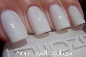 ozotic mr big black white and high gloss top coat more nail