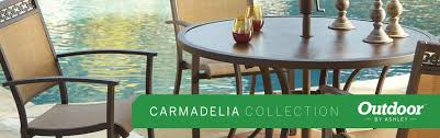 Ashley Outdoor Furniture Amazon Com Signature Design By Ashley P376 602a Carmadelia