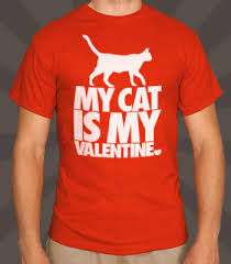 valentines shirts my cat is my t shirt only 6