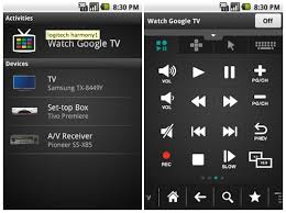 remote app android remote app for logitech revue hits the android market