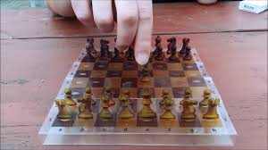Chess Board Design Diy Pocket Chess Board Design V2 Youtube