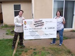 Backyard Contest Makeover by Ugliest Backyard U0027 Wins Makeover U2013 Orange County Register
