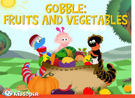 thanksgiving gobble gobble fruits and vegetables android apps on google play