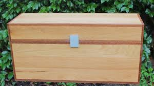 Build A Toy Box Chest by How To Make A Minecraft Double Chest In Real Wood Minecraft Toys