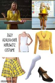 Cher Clueless Halloween Costume 25 Cher Horowitz Ideas Clueless Alicia