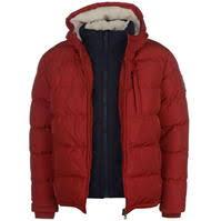 Bench Rain Jacket Mens Jackets And Coats At Sports Direct Usa