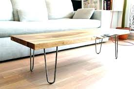 hairpin leg console table make your own hairpin leg table hairpin legs tree trunks and woods