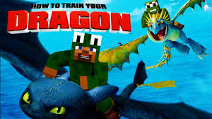 minecraft train dragon 2 1 u0027isle berk u0027
