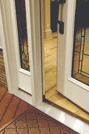 House Doors Elegant Exterior House Doors Fiberglass Door With Two Sidelights