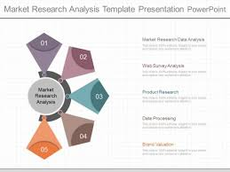 market research analysis template presentation powerpoint