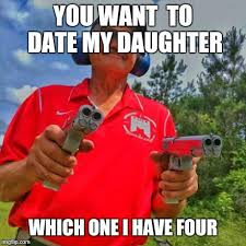Dating My Daughter Meme - double double toil and trouble imgflip