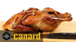 comment cuisiner le canard entier cuisson d un canard rôti