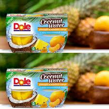dole fruit bowls dole fruit bowls just 0 84 at walmart grocery shop for free