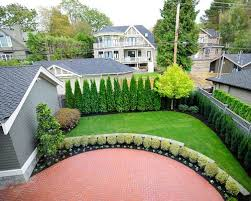Ideas For Backyard Privacy by Landscaping Ideas For Privacy Crafts Home