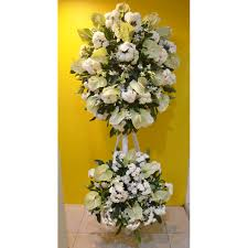 flower stand with all my sympathy funeral flower stand fg davao flowers