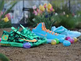 easter kd on look at the nike kd vi easter sbd